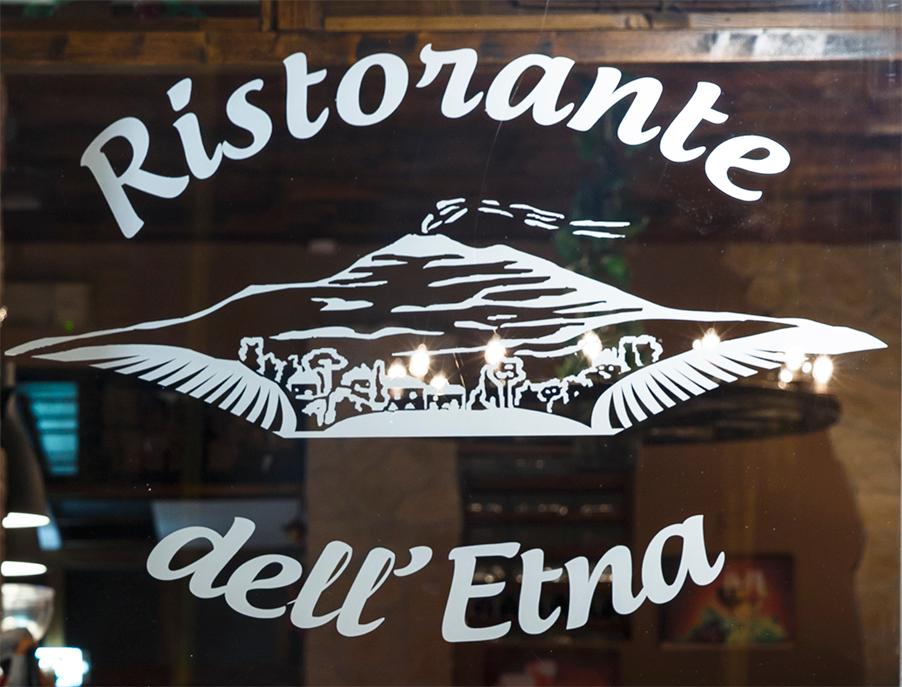 Ristorante Dell' Etna Logo